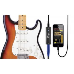 IK Multimedia iRIG HD Interface para iPhone, iPad o Mac/PC