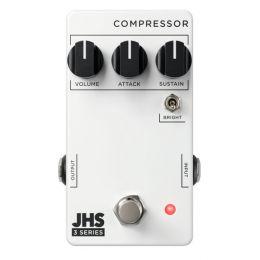 JHS Compressor 3 Pedal compresor para guitarra eléctrica