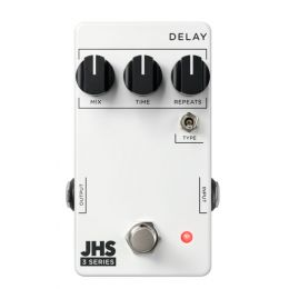 JHS Delay 3 Pedal de efecto delay para guitarra eléctrica