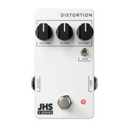 JHS Distortion  3 Pedal de efecto distorsión para guitarra eléctrica