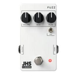 JHS Fuzz  3 Pedal de efecto fuzz para guitarra eléctrica