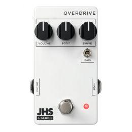 JHS Overdrive  3 Pedal de efecto overdrive para guitarra eléctrica
