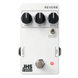 JHS Reverb 3 Pedal de efecto reverb para guitarra eléctrica