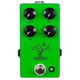 JHS The Bonsai 9 way screamer Pedal de efecto overdrive para guitarra eléctrica