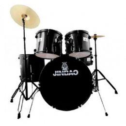 Jinbao  P1103RD Negra Batería acústica