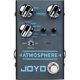 Joyo  R14 Atmosphere Pedal de efecto Reverb para guitarra eléctrica