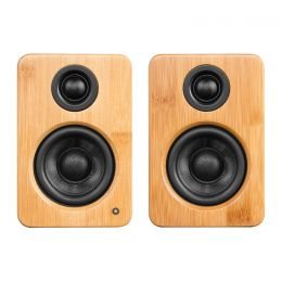 Kanto Audio YU2 Bluetooth Bamboo