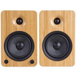 Kanto Audio YU4 Bluetooth Bamboo