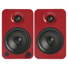 Kanto Audio YU4 Bluetooth Gloss Red