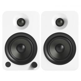 Kanto Audio YU4 Bluetooth Matte White