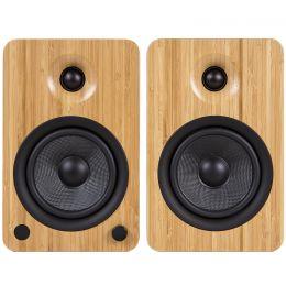 Kanto Audio YU6 Bluetooth Bamboo