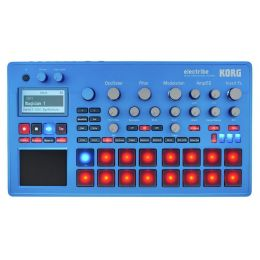 Korg Electribe 2 Sintetizador Blue