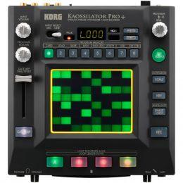 Korg Kaossilator Pro+ Sintetizador y grabador de loops