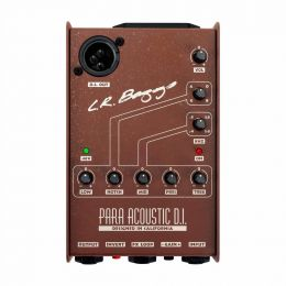 L.R. Baggs PARA DI Pre-amplificador DI para guitarra acústica con EQ de 5 bandas