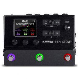 Line6 HX Stomp Pedal multiefectos para guitarra eléctrica