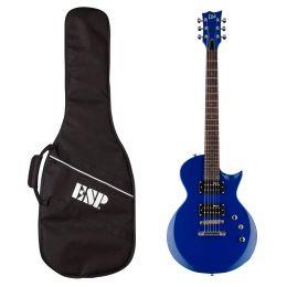 LTD EC 10 Kit Blue Guitarra eléctrica  tipo LP