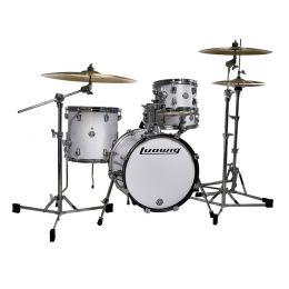 Ludwig LC179XX Breakbeats White Sparkle