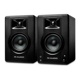 M-Audio BX3 (B-Stock) Monitores de referencia (pareja)