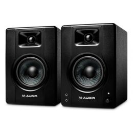 M-Audio BX4 Monitores de referencia (pareja)