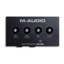 M-Audio M Track Duo Interfaz de audio USB