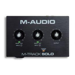 M-Audio M Track Solo Interfaz de audio USB