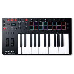 M-Audio Oxygen Pro 25 Teclado controlador MIDI compacto