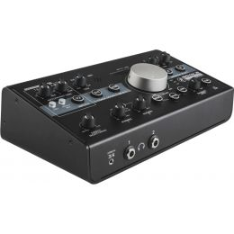 Mackie Big Knob Studio Controlador de volumen para monitores con interfaz de audio USB