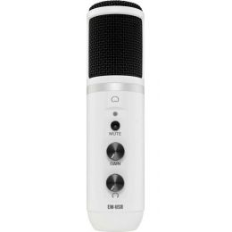 Mackie EM USB White Micrófono de condensador USB