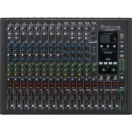 Mackie Onyx16 Mezclador analógico de 16 canales con USB