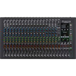 Mackie Onyx24 Mezclador analógico de 24 canales con USB