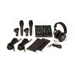 Mackie Performer bundle Pack de sonido directo