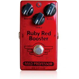 Mad Professor Ruby Red Booster Factory