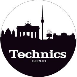 Magma Lp Slipmat Technics Berlin