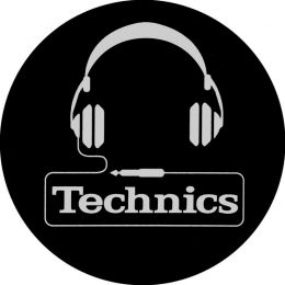 Magma Magma Lp Slipmat Technics Headphone Patinadores para DJ
