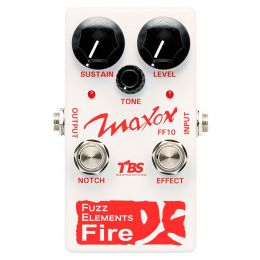 Maxon FF 10 Fuzz Elements Fire