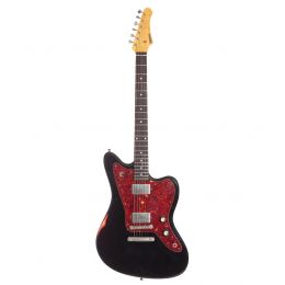 Maybach Guitars Jazpole 63 Vintage Black Aged