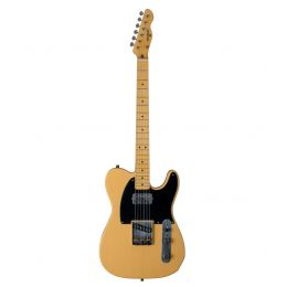 Maybach Guitars Teleman T52 Butterscotch Keith Aged