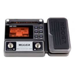Mooer GE100 Pedal multi-efectos para guitarra eléctrica
