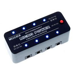 Mooer Micropower Supply