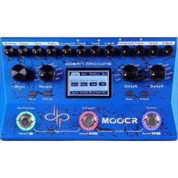 Mooer Ocean Machine Pedal de efectos para guitarra eléctrica