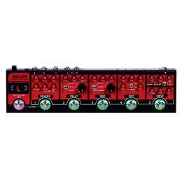 Mooer Red Truck  Pedal multiefectos para guitarra