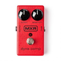 MXR Dyna Comp Pedal de efecto de compresión para guitarra eléctrica