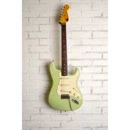 Nash Guitars S63 Surf Green