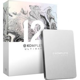 Native Instruments Komplete 12 Ultimate Collector's Edition Upgrade desde Komplete Ultimate 8-12