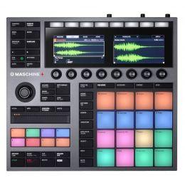 Native Instruments Maschine + (B-Stock) Sistema para producción musical autónomo