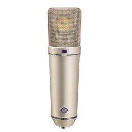 Neumann U 87 AI Niquel Micrófono de condensador de gran diafragma