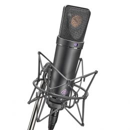 Neumann U87 AI Studio Set Black