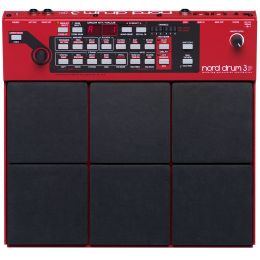 Nord Drum P3 Sintetizador de percusión de modelado de 6 partes