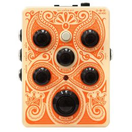 Orange Acoustic Pedal  Pedal preamplificador para guitarra acústica