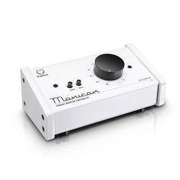 Palmer Monicon blanco (B-Stock) Control de volumen para monitores de estudio